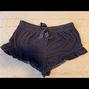 VS pajama shorts
